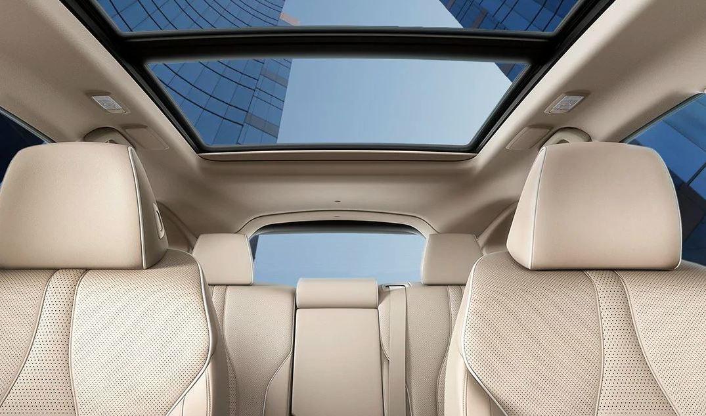 2020 Acura RDX Seating