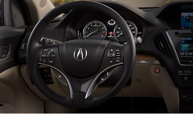 2020 Acura MDX Steering Wheel