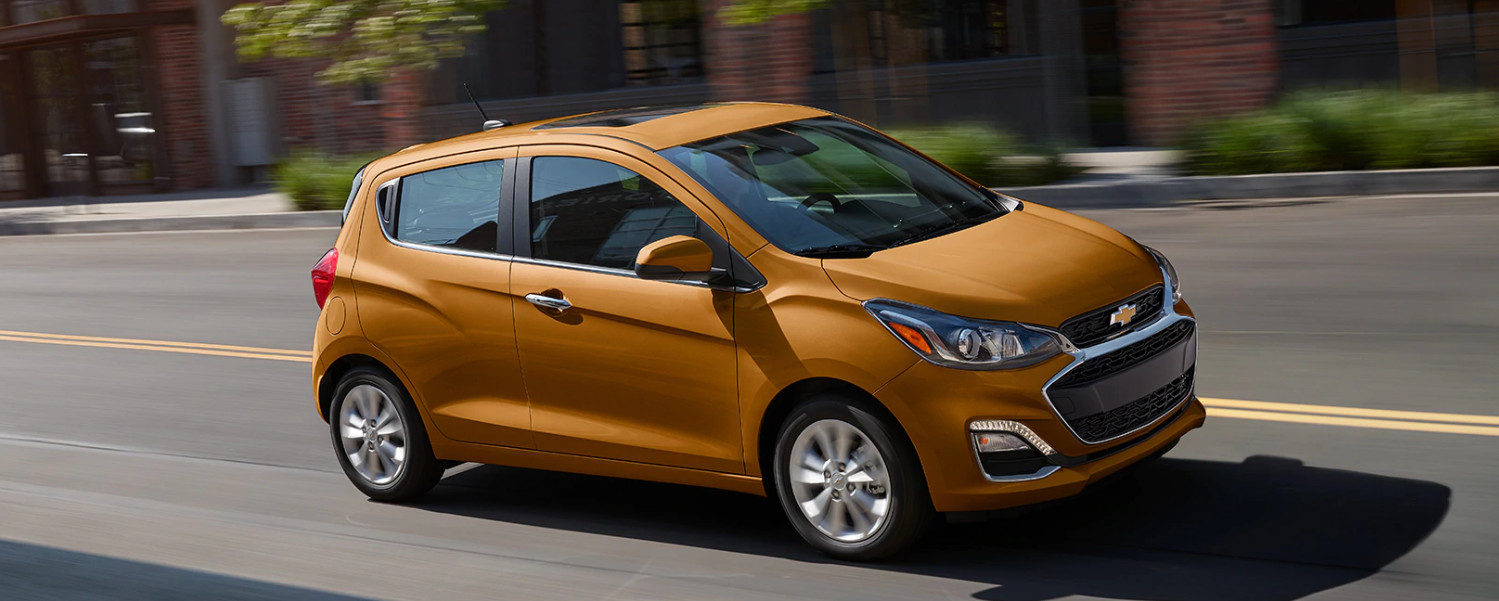 2020 Chevrolet Spark for Sale near Naperville, IL