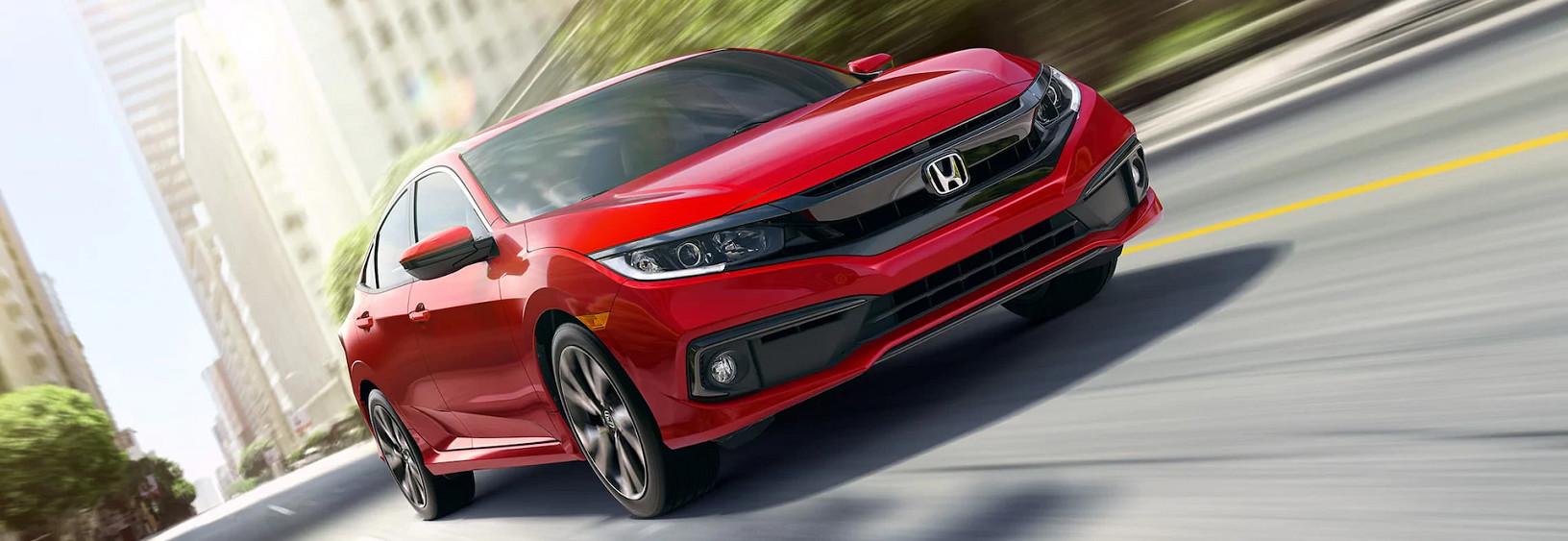 2020 Honda Civic Leasing near Washington, DC