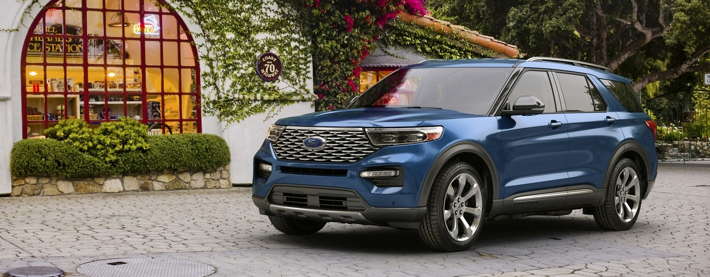 2020 Ford Explorer Financing near Chicago, IL
