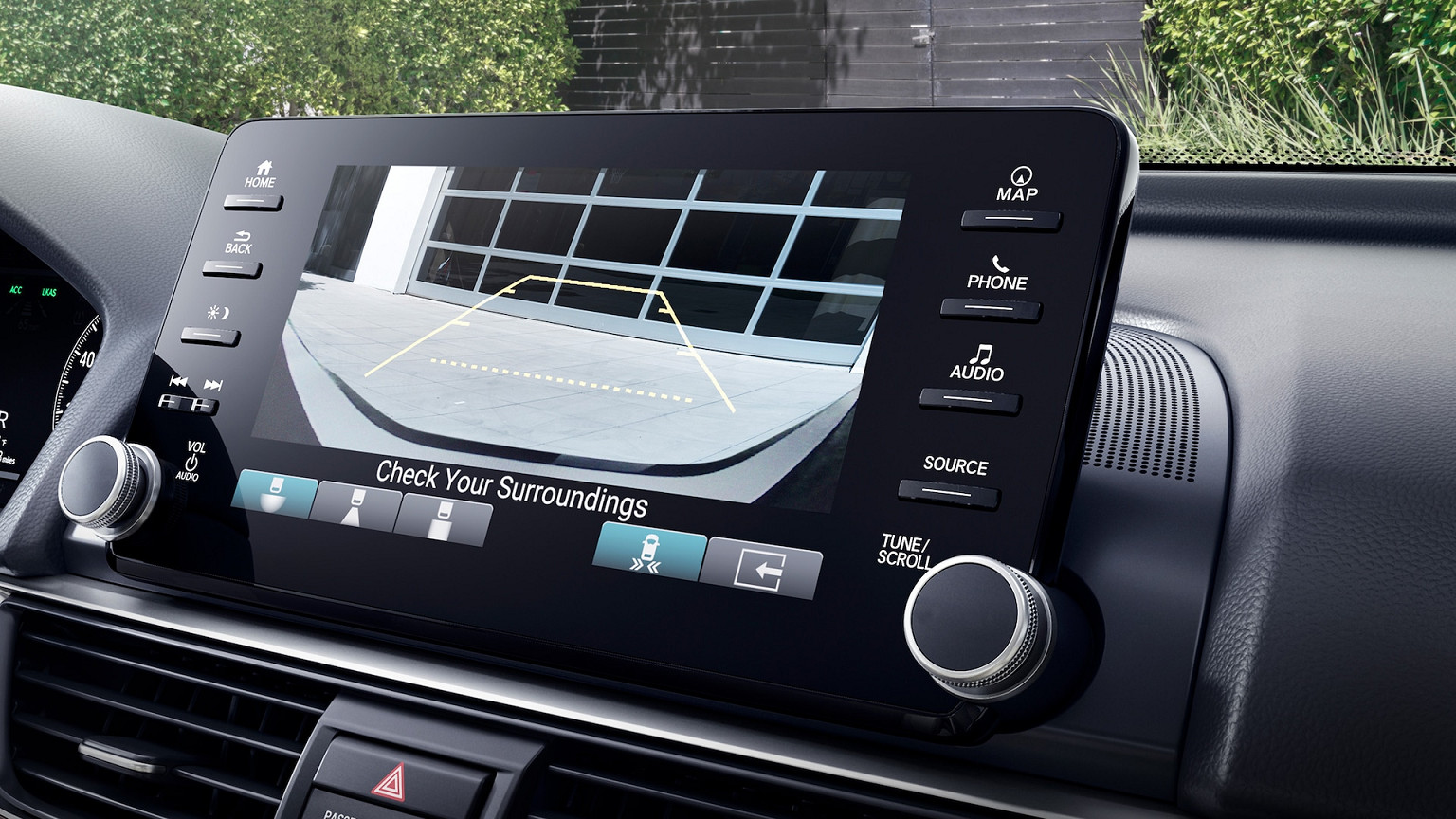 Safety Tech in the 2020 Accord