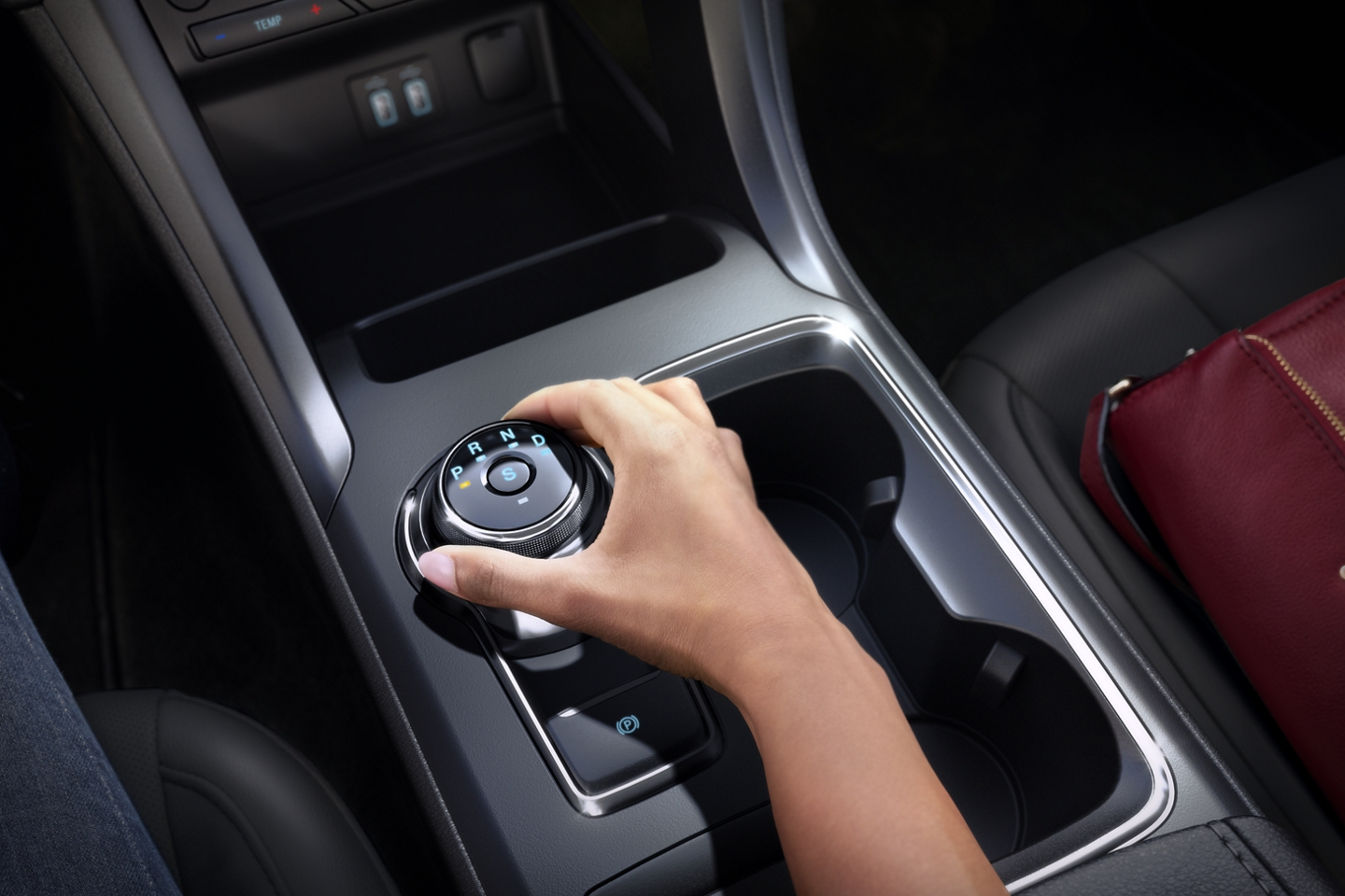 2020 Fusion Rotary Gear Shift Dial