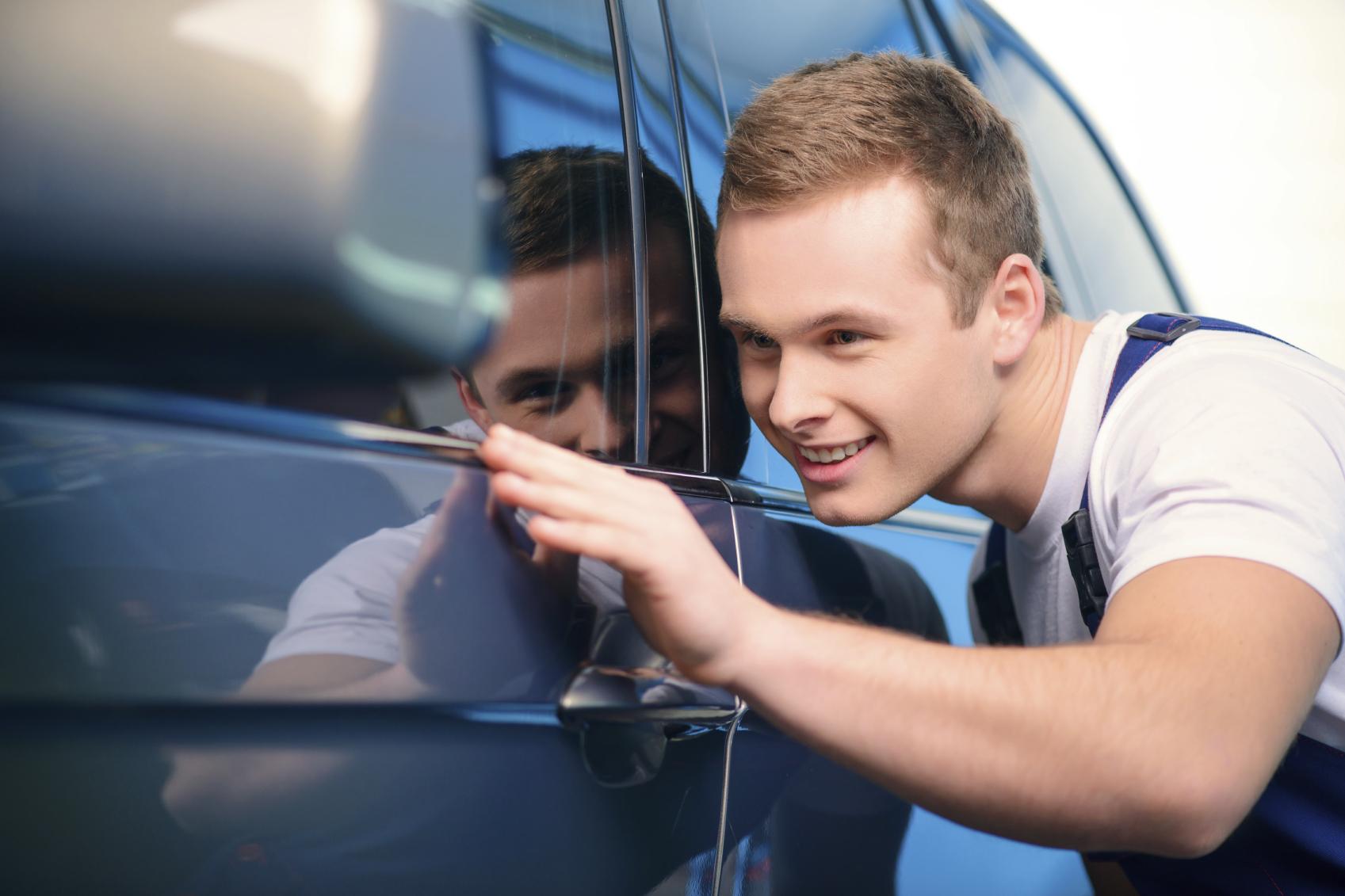 Visit Our Service & Parts Departments!