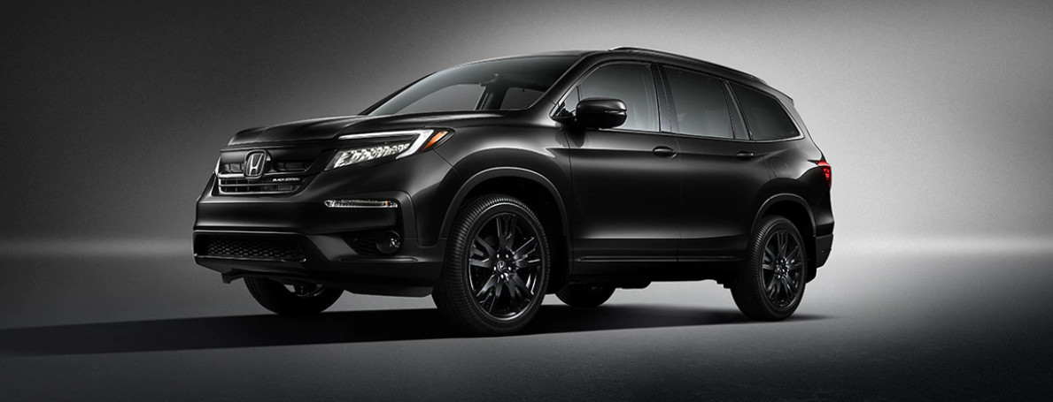 2020 Honda Pilot vs 2020 Toyota 4Runner in Palm Bay, FL