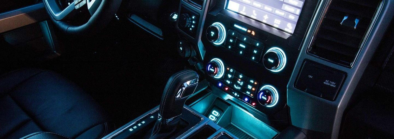 2019 Ford F-150 Controls