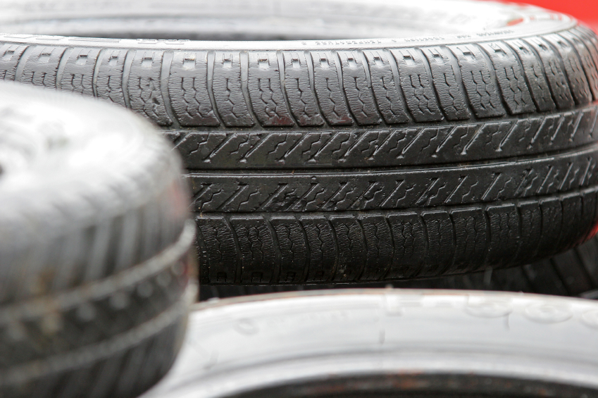 Visit Our Tire Center!