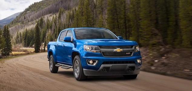 2020 Chevrolet Colorado for Sale in Jackson, MI