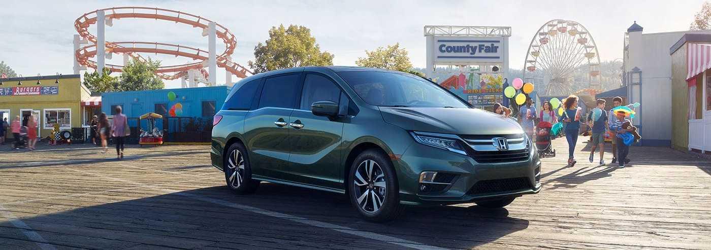 2020 Honda Odyssey Leasing near Smyrna, DE
