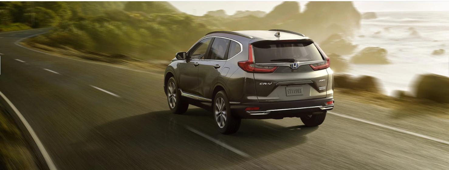 All-New 2020 Honda CR-V Hybrid