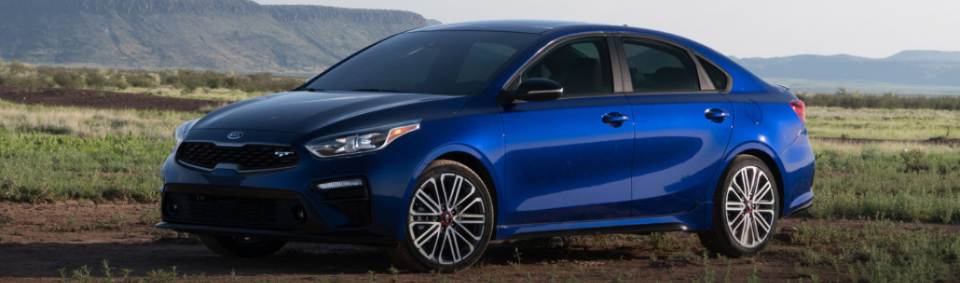 2020 Kia Forte Financing in Huntington, NY