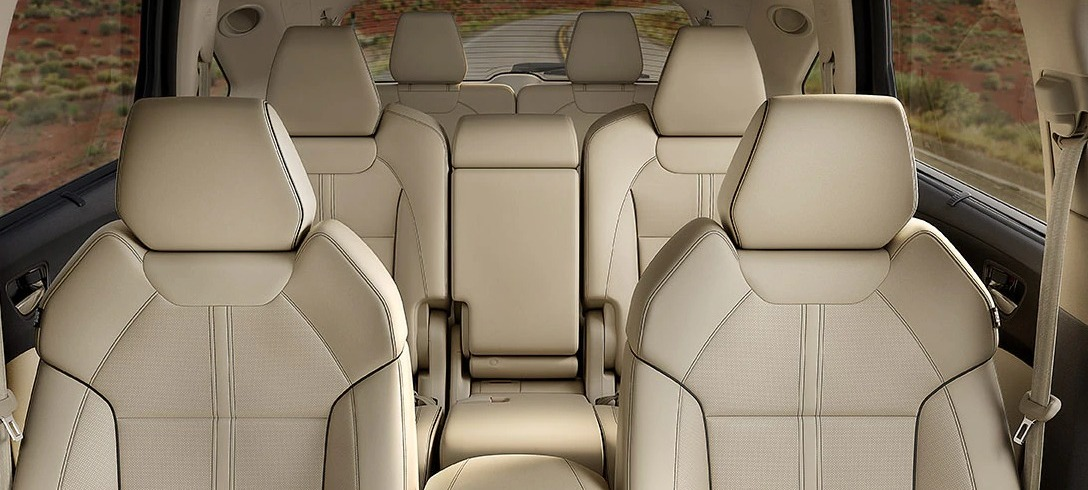 Opulent Seating in the 2020 Acura MDX
