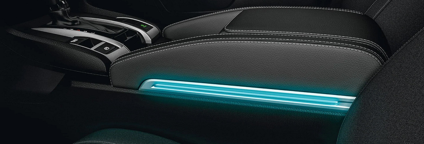 Stylish Accents in the 2020 Civic