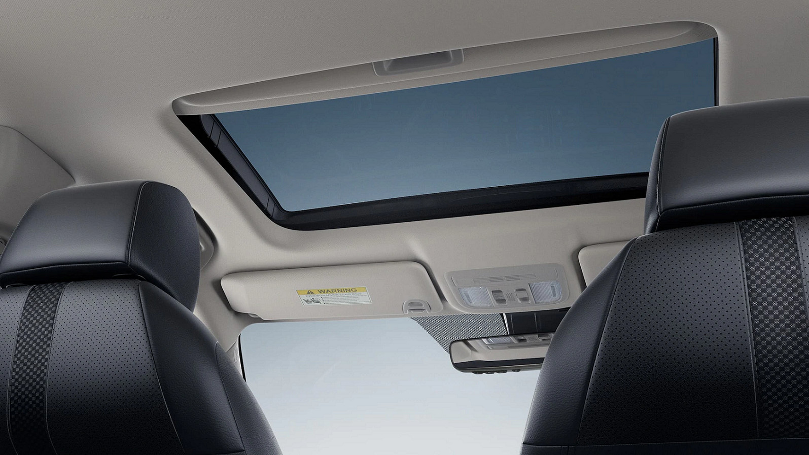 2020 Honda Civic Optional Moonroof