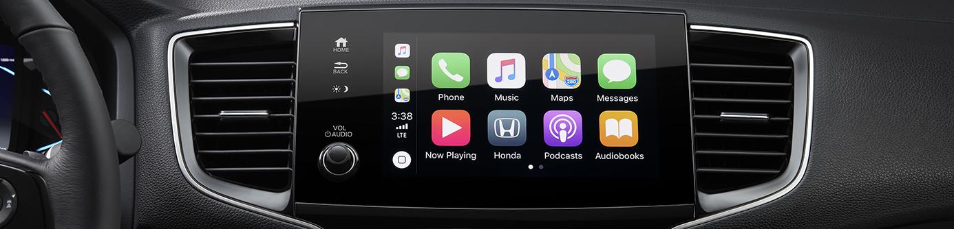 2019 Pilot Touchscreen