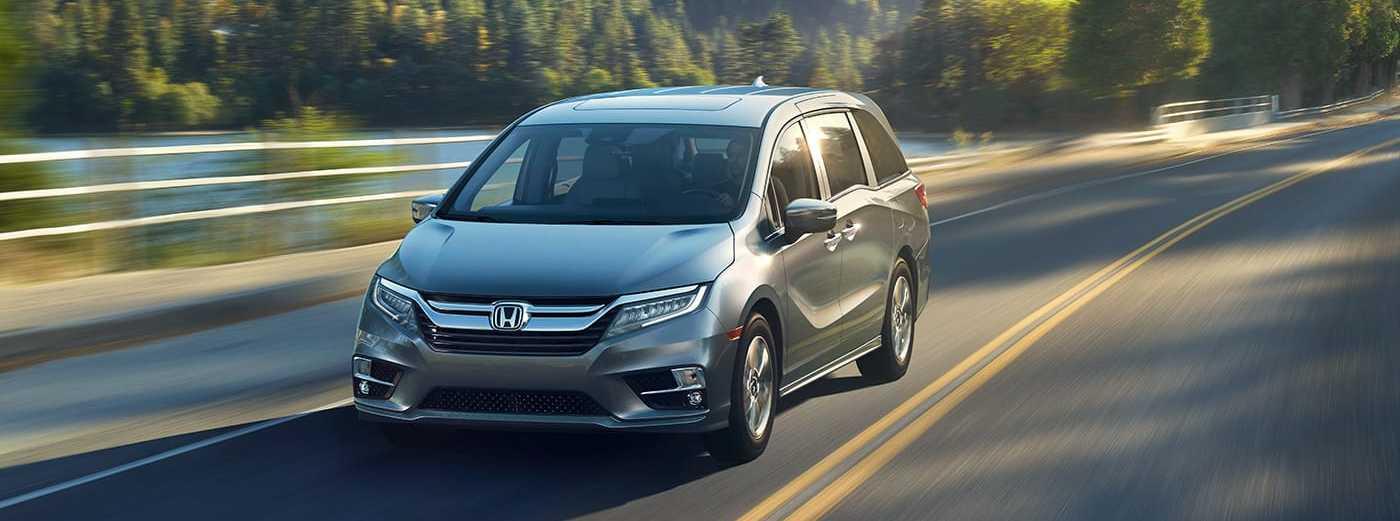 2019 Honda Odyssey Leasing near Kingwood, TX
