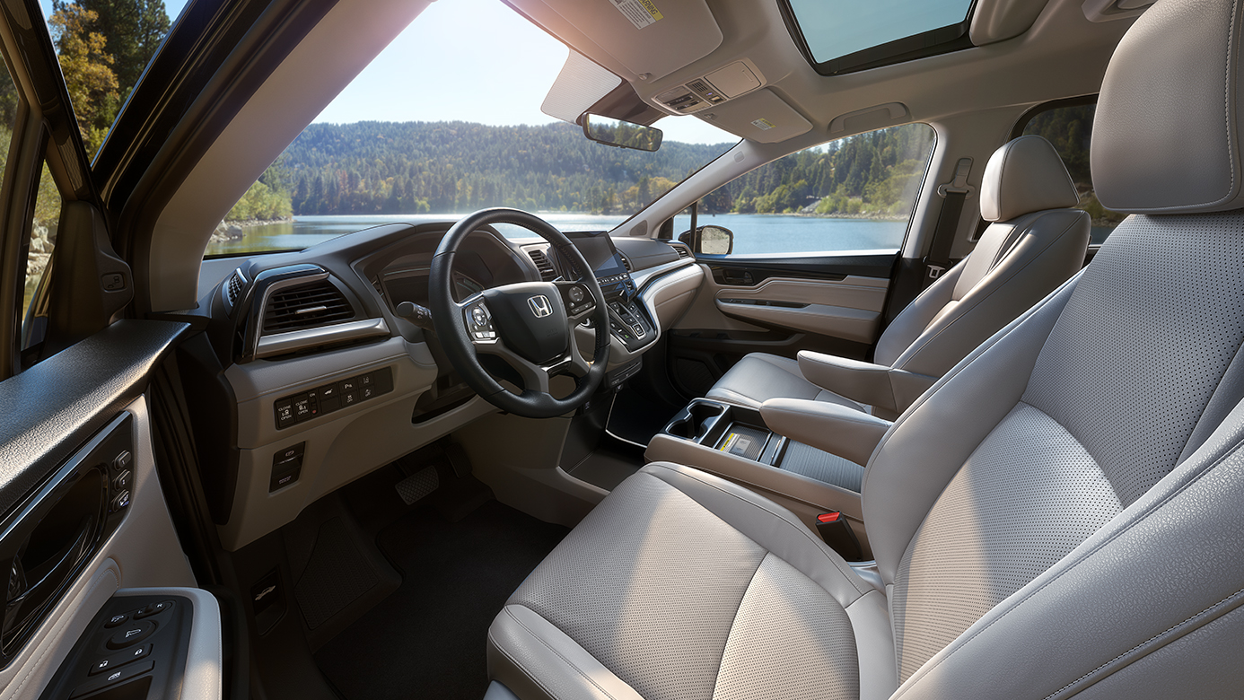 2019 Odyssey Center Console