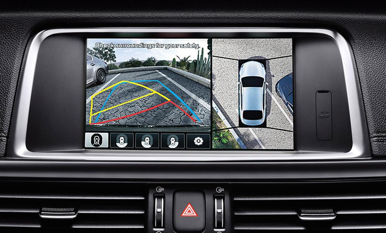 2020 Kia Optima Display Screen