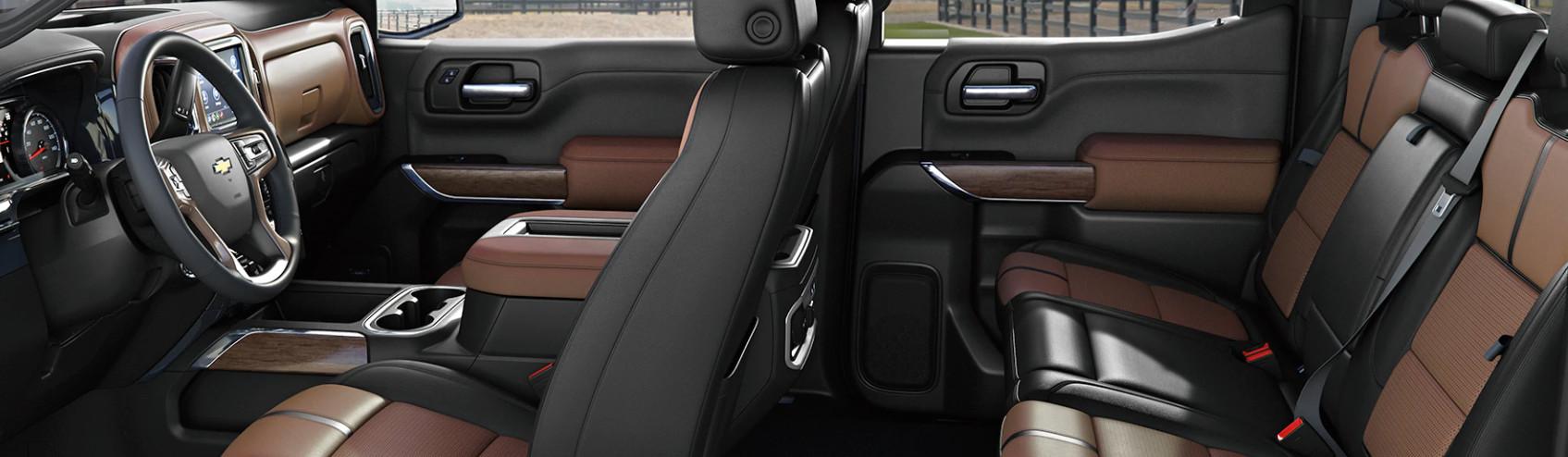 2020 Chevrolet Silverado 2500HD Interior