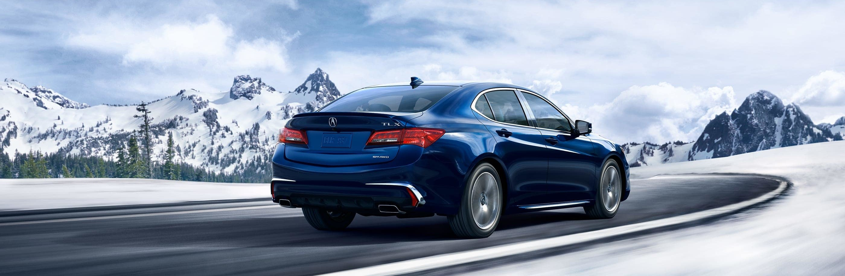 2020 Acura TLX Leasing near Fairfax, VA
