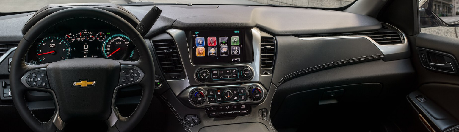2020 Chevrolet Tahoe Technology Options