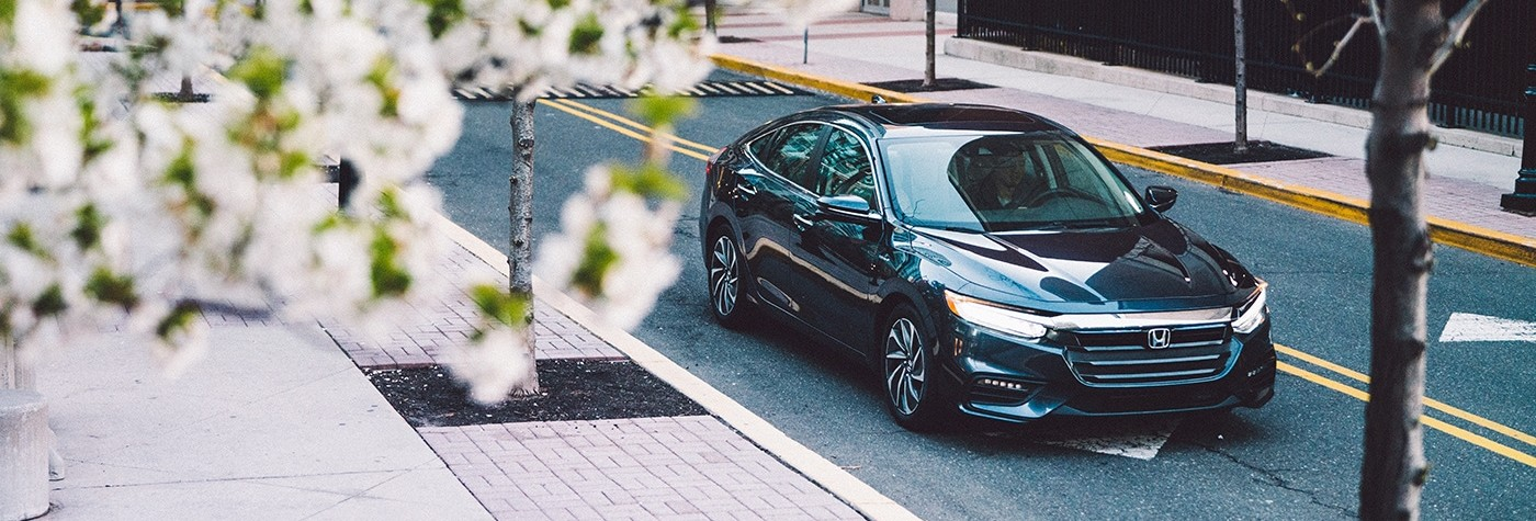 Drive a New Honda Today!