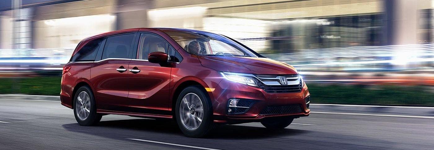 2020 Honda Odyssey vs 2019 Honda Odyssey in Frederick, MD