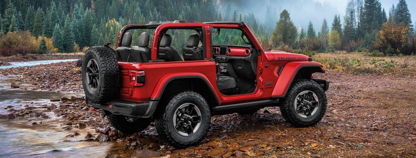 2020 Jeep Wrangler Financing in Midwest City, OK