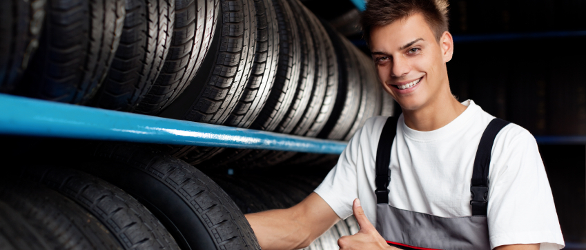Tire Rotation Service near Edmond, OK