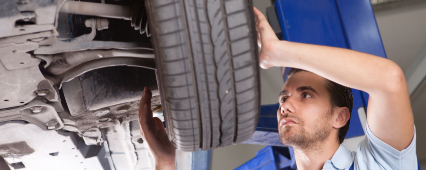 Have Your Tires Inspected by Our Service Department!