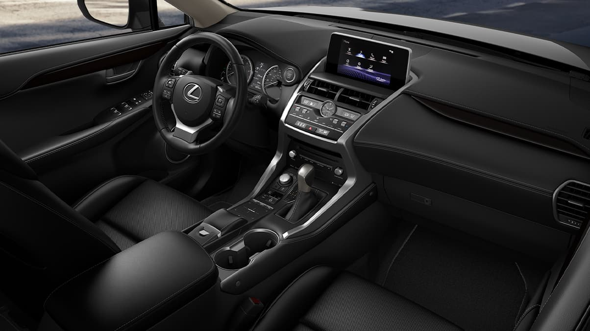 2020 Lexus NX 300 Cabin