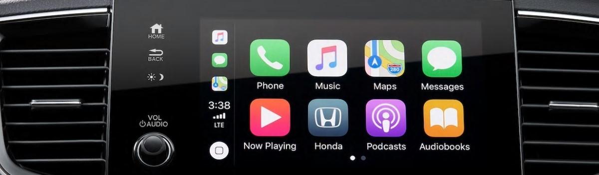 Con Apple CarPlay y Android Auto sacaras tus aplicaciones de paseo sin perder visión del camino.