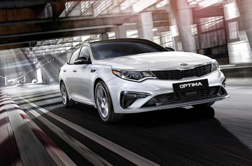 2020 Kia Optima for Sale near Sparta, TN