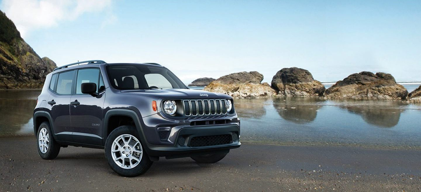 2019 Jeep Renegade Finance near Crossville, TN