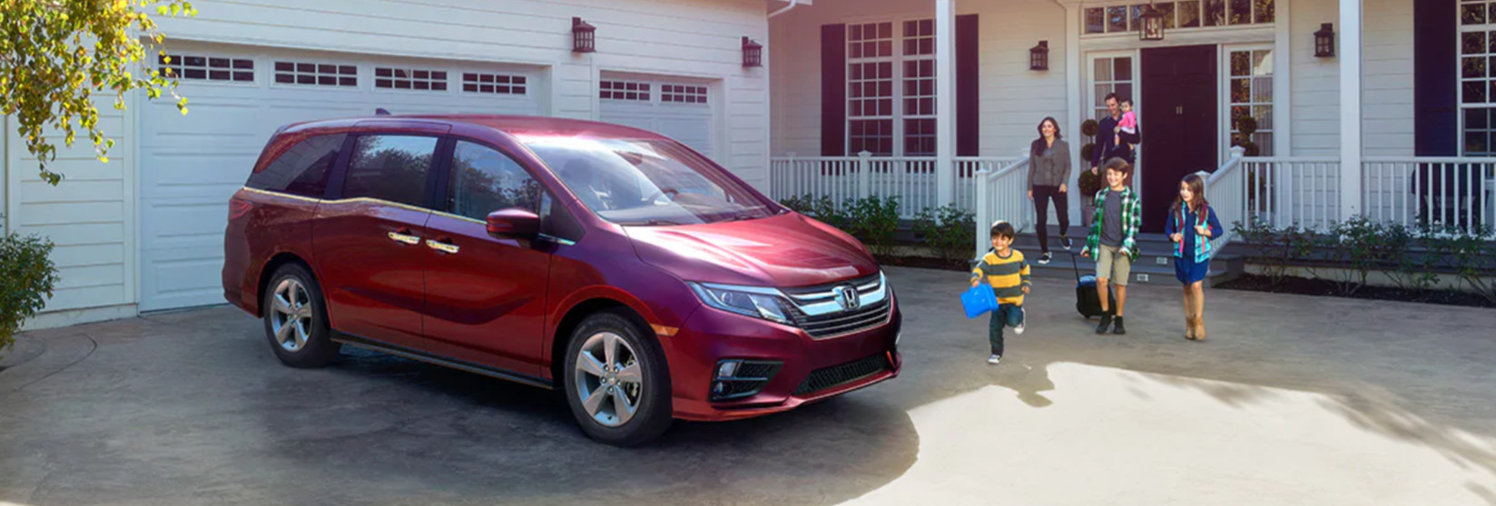 2020 Honda Odyssey Leasing near The Woodlands, TX