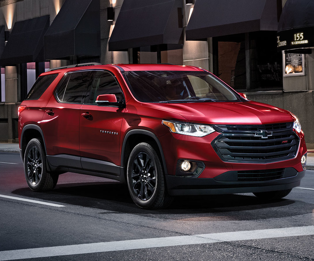 2020 Chevrolet Traverse for Sale near Owasso, OK