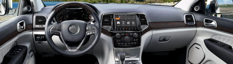 2019 Jeep Grand Cherokee Dashboard