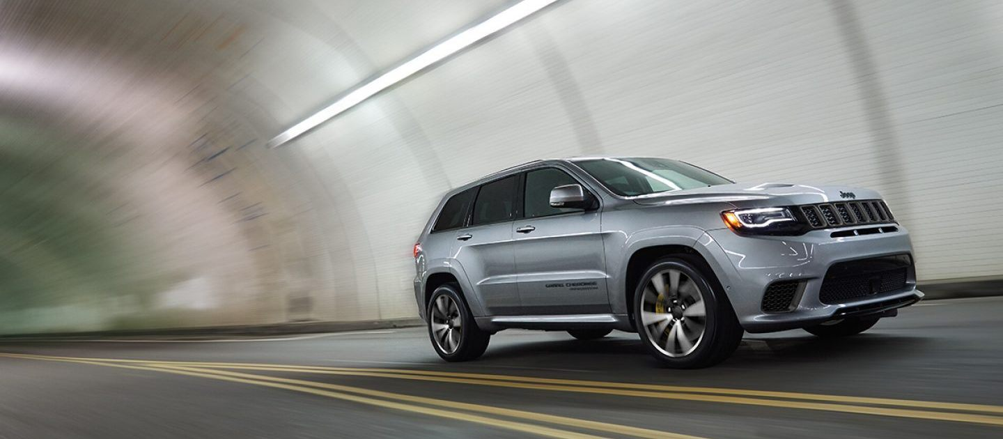 2019 Jeep Grand Cherokee Key Features in St. Charles, IL