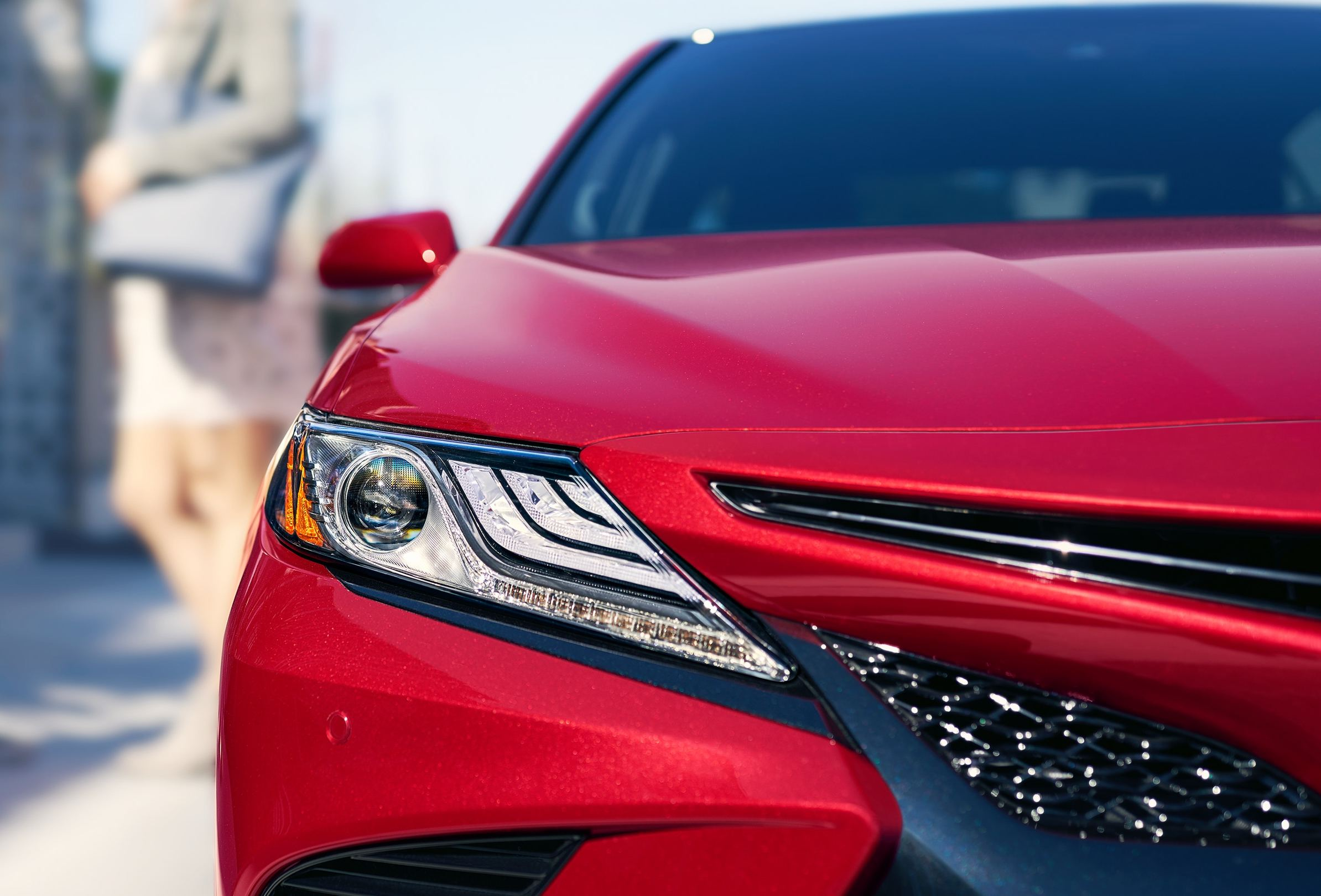 2020 Toyota Camry Leasing near Cleveland, OH