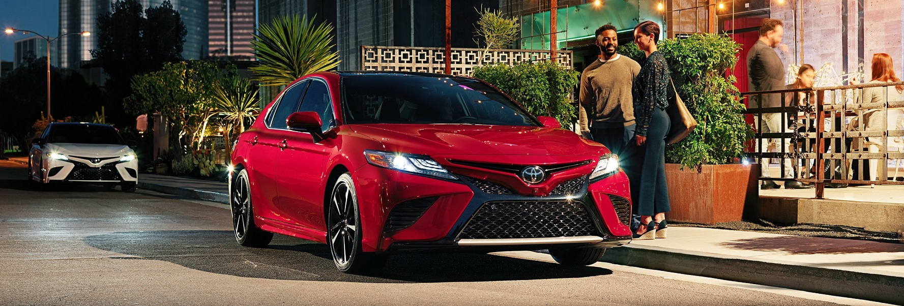 2020 Toyota Camry Financing near Cleveland, OH
