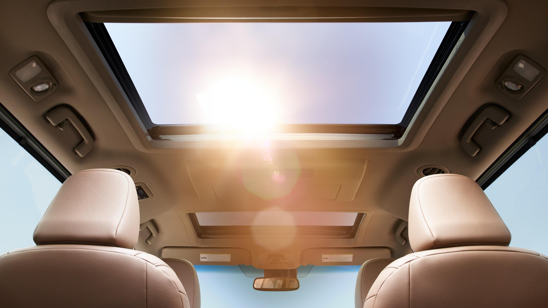 Fresh Air in the 2020 Toyota Sienna