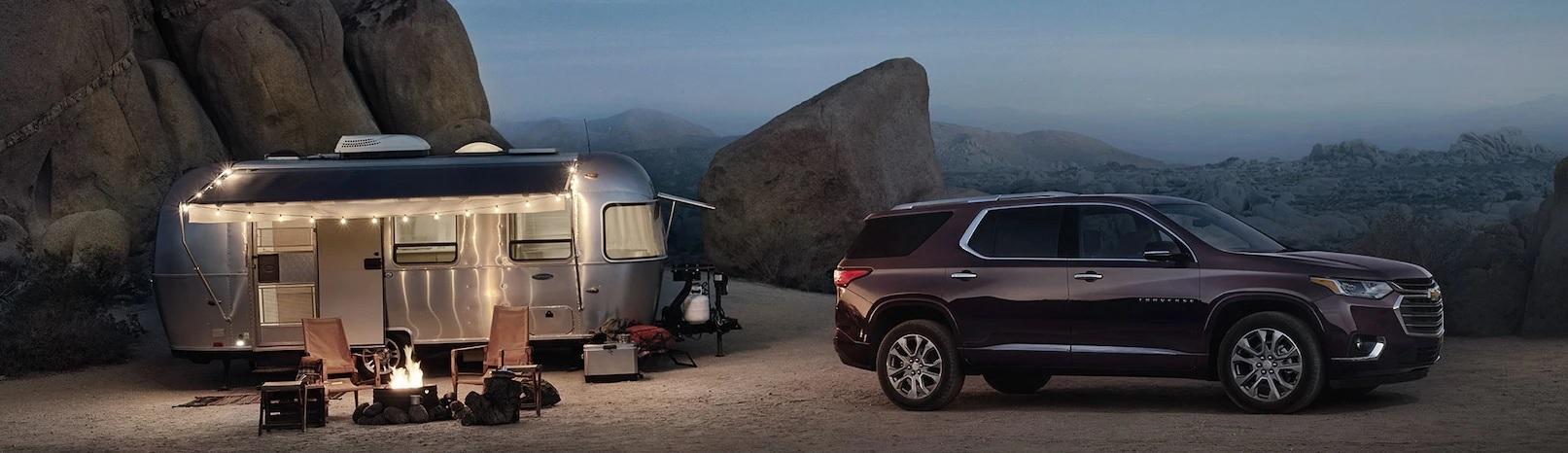 2020 Chevrolet Traverse Financing near Mobile, AL
