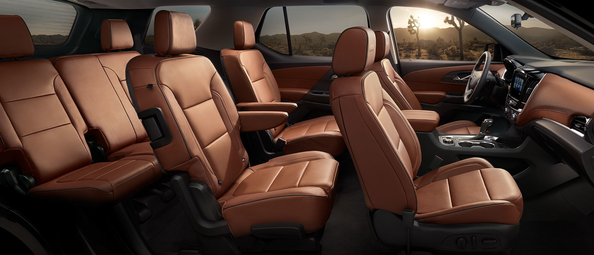 The Well-Secured Cabin of the 2020 Traverse
