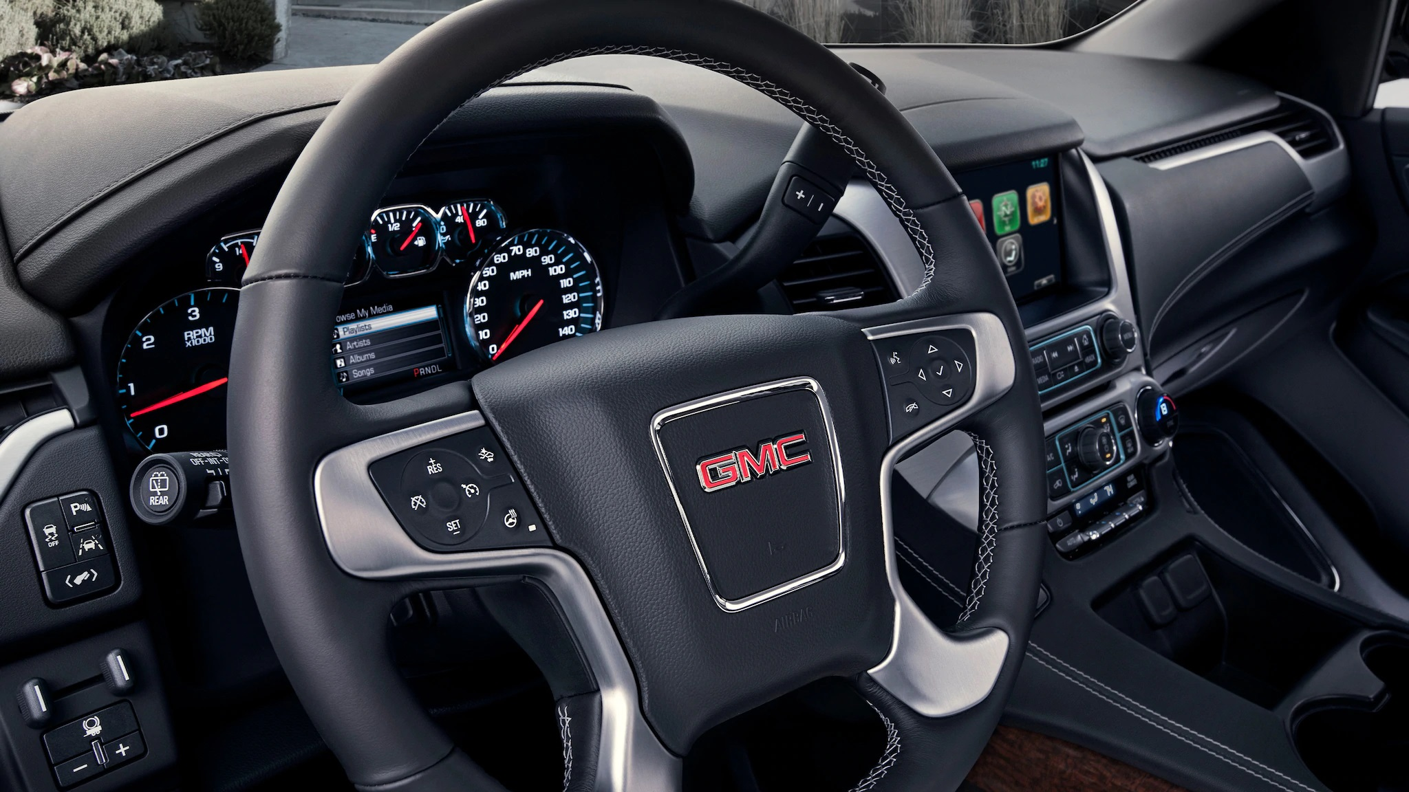 2020 GMC Yukon XL Steering Wheel