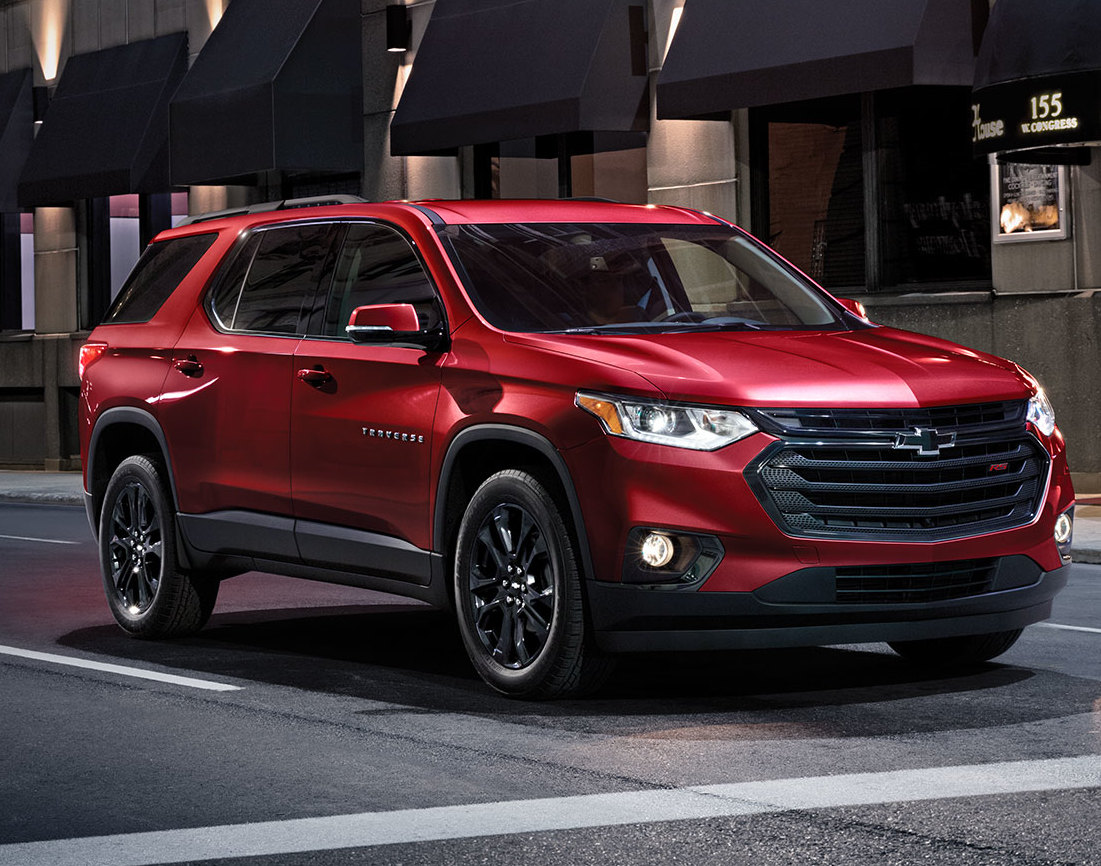 2020 Chevrolet Traverse Financing near Sioux Falls, SD