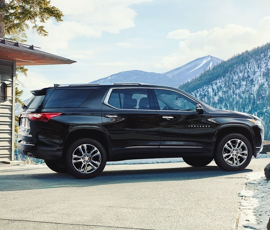 2020 Chevrolet Traverse Leasing near Pauls Valley, OK