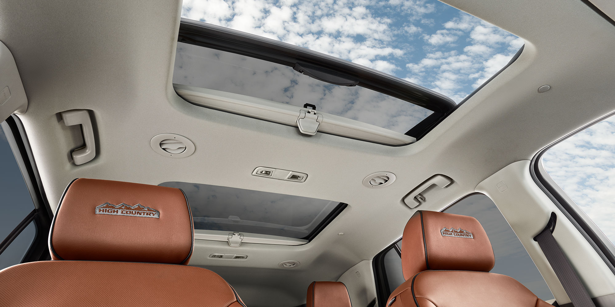 The Airy Cabin of the 2020 Traverse