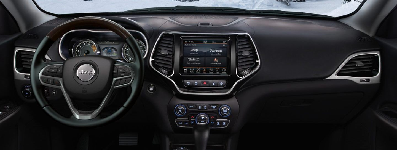 2020 Jeep Cherokee Technology