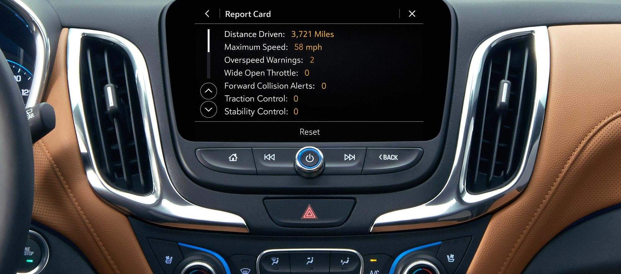 2020 Chevrolet Equinox Touchscreen