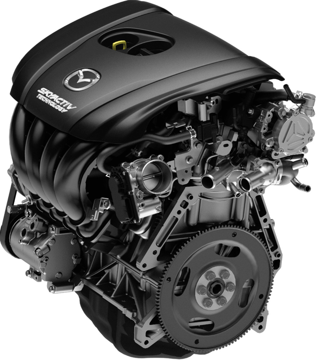 Powerful SKYACTIV Technology!